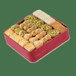 mixed baklava 500 grams