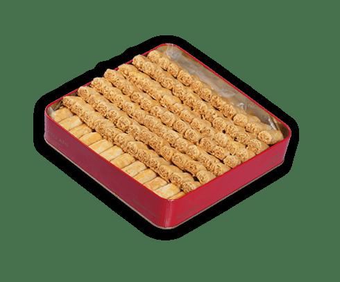 baklava fingers cashew 1kg آصابع فستق كاجو