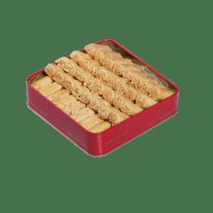 baklava fingers cashew اصابع فستق برمة